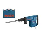 Bosch SDS-MAX Schlaghammer Stemmhammer GSH 11 E inkl. Koffer + Meißel /1500 Watt