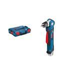Bosch Akku-Winkelbohrmaschine GWB 12 V-10 Solo inkl. L-Boxx 0601390909