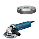 Bosch Winkelschleifer GWS 1100 inkl. SDS-Clic Schnellspannmutter