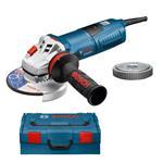 Bosch Winkelschleifer GWS 13-125 CIE L-Boxx/Clic