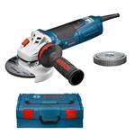 Bosch Winkelschleifer GWS 17-125 Inox L-Boxx/Clic