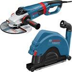 Bosch GWS 24-230 LVI + GDE 230 FC-T