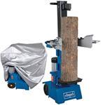 Scheppach Holzspalter HL1000V, 10t, 400V + Cover