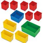 Sortimo Insetbox Erweiterungsset 1 12 tlg. für L-Boxx 102 und i-Boxx
