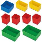 Sortimo Insetbox Erweiterungsset 4 9 tlg. für L-Boxx 102 und i-Boxx