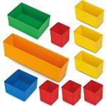 Sortimo Insetbox Erweiterungsset 5 10 tlg. für L-Boxx 102 und i-Boxx