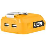 JCB 18V Akku USB Adapter 18USB