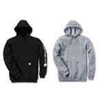 Carhartt Sleeve Logo Hooded Sweatshirt K288