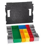 Bosch Sortimo L-Boxx 102 Inset Box Set 13 pcs
