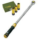 Proxxon Drehmomentschlüssel Microclick MC 320 Set