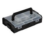 Sortimo L-BOXX Mini schwarz / Deckel transparent Industrial Line