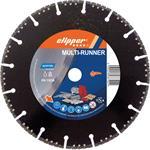 Clipper Trennscheibe Multi-Runner 230x22,23mm