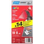Norton Expert Schleifpapier 93x185mm K120 14er VE / Multi-Air
