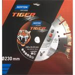 Norton Diamant-Sägeblatt Tiger Laser 230x22,23 mm
