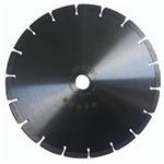 Norton Diamant-Sägeblatt Universal 230x22,23mm Trockenschnitt 7mm Segmente