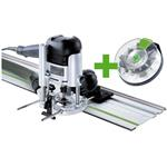 Festool Oberfräse OF 1010 EBQ-Set + Fräser 574384