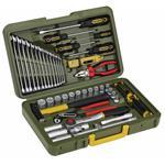 Proxxon 23650 PKW- und Universalwerkzeugkoffer, 47-teilig