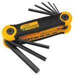Proxxon 23956 HX Pocketschlüsselsatz, 8tlg. (1,5 bis 8 mm)