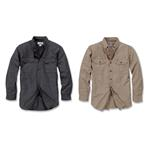 Carhartt Fort Solid Langarm-Shirt S202