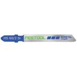 Festool Stichsägeblatt HS 60/2 BI 5 St. 486557