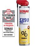 SONAX SX90 PLUS Easy Spray 400ml Multifunktionsöl Rostlöser Kontaktspray