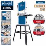 Scheppach Bandsäge HBS250, 230V inkl. Untergestell und Querschneidlehre