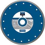 Scheppach Premium Diamanttrennscheibe TPF 230x25,4mm für FS4700