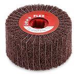 Flex Schleif-Mop-Vlies P80/A160 100Øx50 für Satiniermaschine 250515