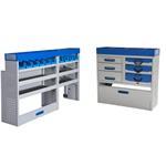 ServiceSystem Fahrzeugeinrichtung Trio-Set 3 für mittelgroße Transporter