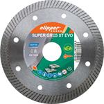 Clipper Diamant-Sägeblatt Super Gres XT EVO 125 mm