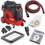 Flex Sicherheitssauger VCE 33 L AC mit automatischer Filterabreinigung 444.111