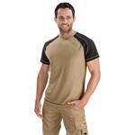 Bosch Workwear T-Shirt WTSI 005  Gr. S Beige