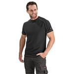 Bosch Workwear T-Shirt WTSI 009  Gr. M Schwarz