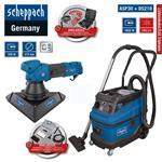 Scheppach Nass-/ Trockensauger ASP30 Profi 3in1 + Trockenschleifer DS210 Set