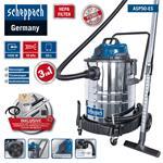 Scheppach Nass-/Trockensauger ASP50-ES 50 L/1400W