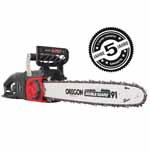 Scheppach Elektro-Kettensäge CSE2500 / 3,3PS/ 46cm
