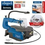 Scheppach Dekupiersäge DECO-FLEX 405mm Schnitttiefe + 64-teiliges Werkzeug-Set
