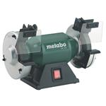 Metabo Doppelschleifmaschine DS 125, 200 W, Schleifscheiben-Ø 125 mm