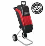 Scheppach Elektro-Gartenhäcksler GS45 /max.45mm