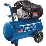 Scheppach Doppelzylinder Druckluft Kompressor HC52DC 50 L, 97 dB(A)