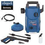 Scheppach Hochdruckreiniger HCE 1500, 105 bar