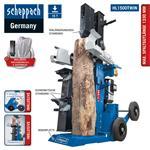 Scheppach Holzspalter HL1500TWIN, 400V + Haube