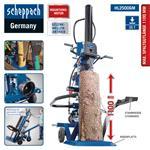 Scheppach Holzspalter HL2500GM Motor und Gelenkwellenantrieb 25 T Spaltkraft