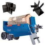 Scheppach Holzspalter HL800Vario Set/liegend