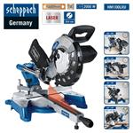Scheppach Kapp-Zugsäge HM100LXU /2000W/254mm