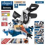 Scheppach Kapp-Zugsäge HM100MP /2150W/ 255mm