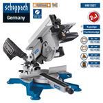 Scheppach Tisch-Kapp-Gehrungssäge HM100T/ 1800W