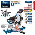 Scheppach Kapp-Zugsäge HM120L /2000W/ 305mm