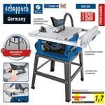 Scheppach Tischkreissäge HS105 255mm/2000W/230V