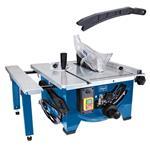 Scheppach Tischkreissäge HS80 1200W inkl. Sägeblatt & Schiebestock elektronisch
